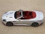 Aston Martin DBS Volante (2009–2012) wallpapers