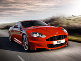 Aston Martin DBS Carbon Edition (2011) wallpapers