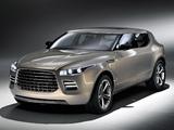 Aston Martin Lagonda Concept (2009) images