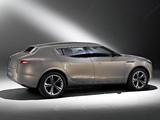 Aston Martin Lagonda Concept (2009) pictures