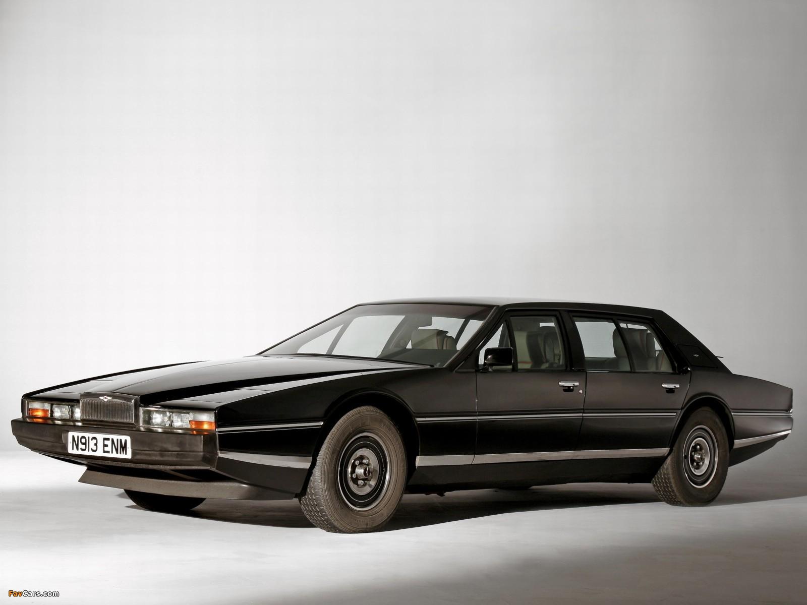 Image Result For Aston Martin Lagonda Tickford Limousine