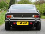 Pictures of Aston Martin Lagonda V8 Saloon (1974–1976)