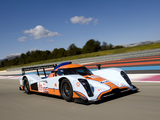 Pictures of Aston Martin LMP1 (2009–2011)