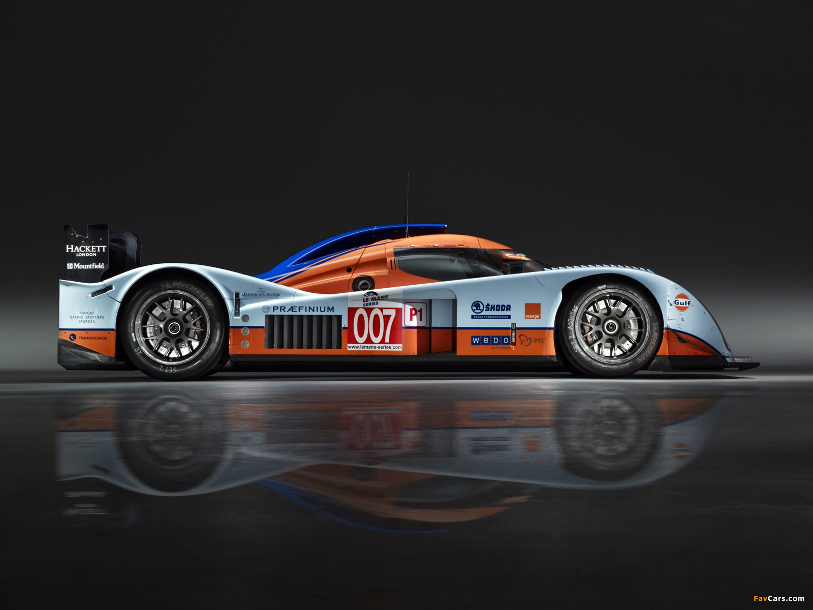 Aston Martin LMP1 (2009–2011) wallpapers (1600 x 1200)