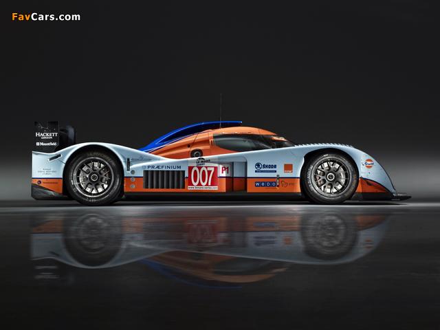 Aston Martin LMP1 (2009–2011) wallpapers (640 x 480)
