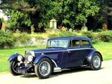 Aston Martin MkII Saloon (1934–1936) images