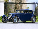 Pictures of Aston Martin MkII Saloon (1934–1936)