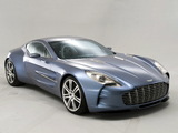 Aston Martin One-77 (2009–2012) images