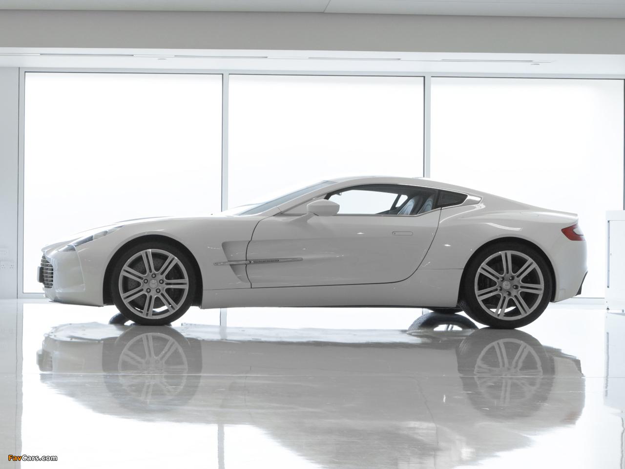 Aston Martin One-77 (2009–2012) wallpapers (1280 x 960)