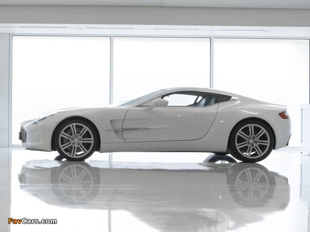 Aston Martin One-77 (2009–2012) wallpapers (640 x 480)