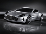 Aston Martin One-77 Concept (2008) pictures
