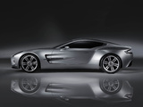 Aston Martin One-77 Concept (2008) wallpapers