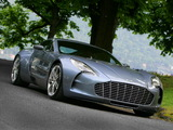 Aston Martin One-77 (2009–2012) photos