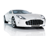 Images of Aston Martin One-77 (2009–2012)