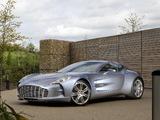 Photos of Aston Martin One-77 (2009–2012)