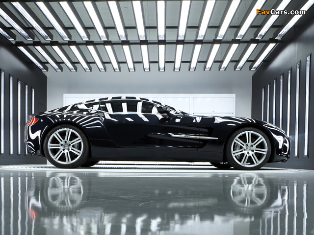 Pictures of Aston Martin One-77 (2009–2012) (640 x 480)