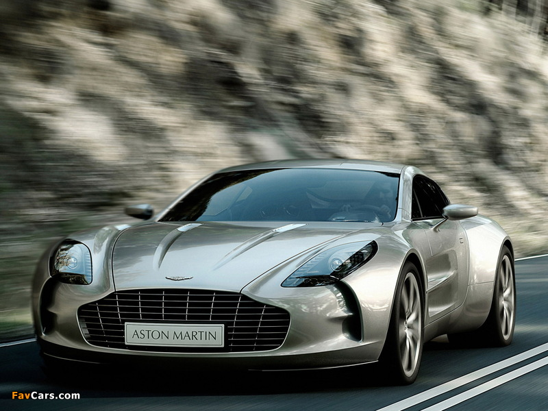 Pictures of Aston Martin One-77 (2009–2012) (800 x 600)