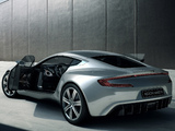 Aston Martin One-77 (2009–2012) wallpapers