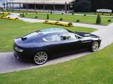 Aston Martin Rapide Concept (2006) pictures