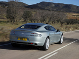Aston Martin Rapide (2009) images
