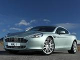 Aston Martin Rapide (2009) photos