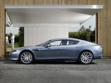 Aston Martin Rapide (2009) pictures