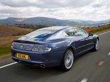 Images of Aston Martin Rapide UK-spec 2010–13