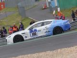 Photos of Aston Martin Hybrid Hydrogen Rapide S 2013