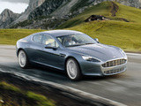 Pictures of Aston Martin Rapide (2009)
