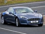 Pictures of Aston Martin Rapide UK-spec 2010–13