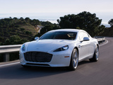 Pictures of Aston Martin Rapide S US-spec 2013