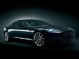 Pictures of Aston Martin Rapide Concept (2006)