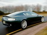 Aston Martin Rapide Concept (2006) wallpapers