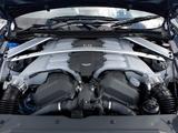 Aston Martin Rapide UK-spec 2010–13 wallpapers