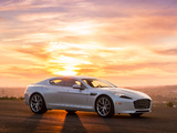 Aston Martin Rapide S US-spec 2013 wallpapers