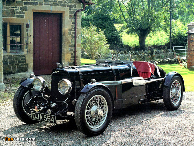 Aston Martin Ulster (1934–1936) pictures (640 x 480)