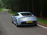 Aston Martin V12 Vantage (2009) pictures