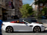 Aston Martin V12 Vantage Roadster (2012) photos