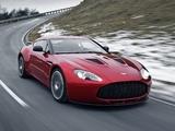Aston Martin V12 Zagato (2012) pictures