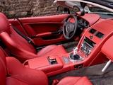 Aston Martin V12 Vantage Roadster (2012) pictures