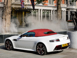 Aston Martin V12 Vantage Roadster (2012) wallpapers