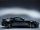 Aston Martin V12 Vantage Carbon Black II 2013 pictures