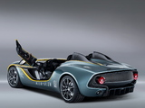 Images of Aston Martin CC100 Speedster Concept 2013
