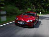 Photos of Aston Martin V12 Vantage (2009)
