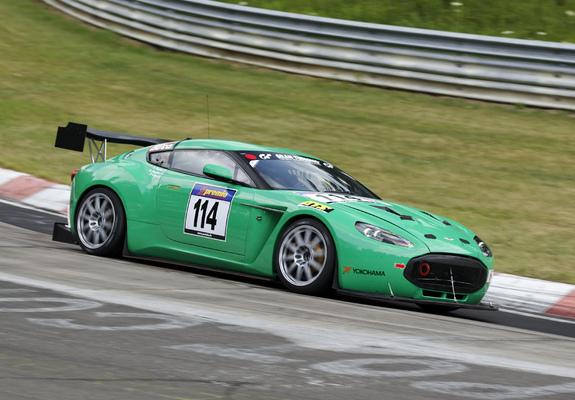 Photos Of Aston Martin V12 Zagato Race Car 2011