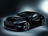 Photos of Aston Martin V12 Vantage Carbon Black (2010)