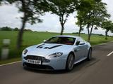 Aston Martin V12 Vantage (2009) wallpapers
