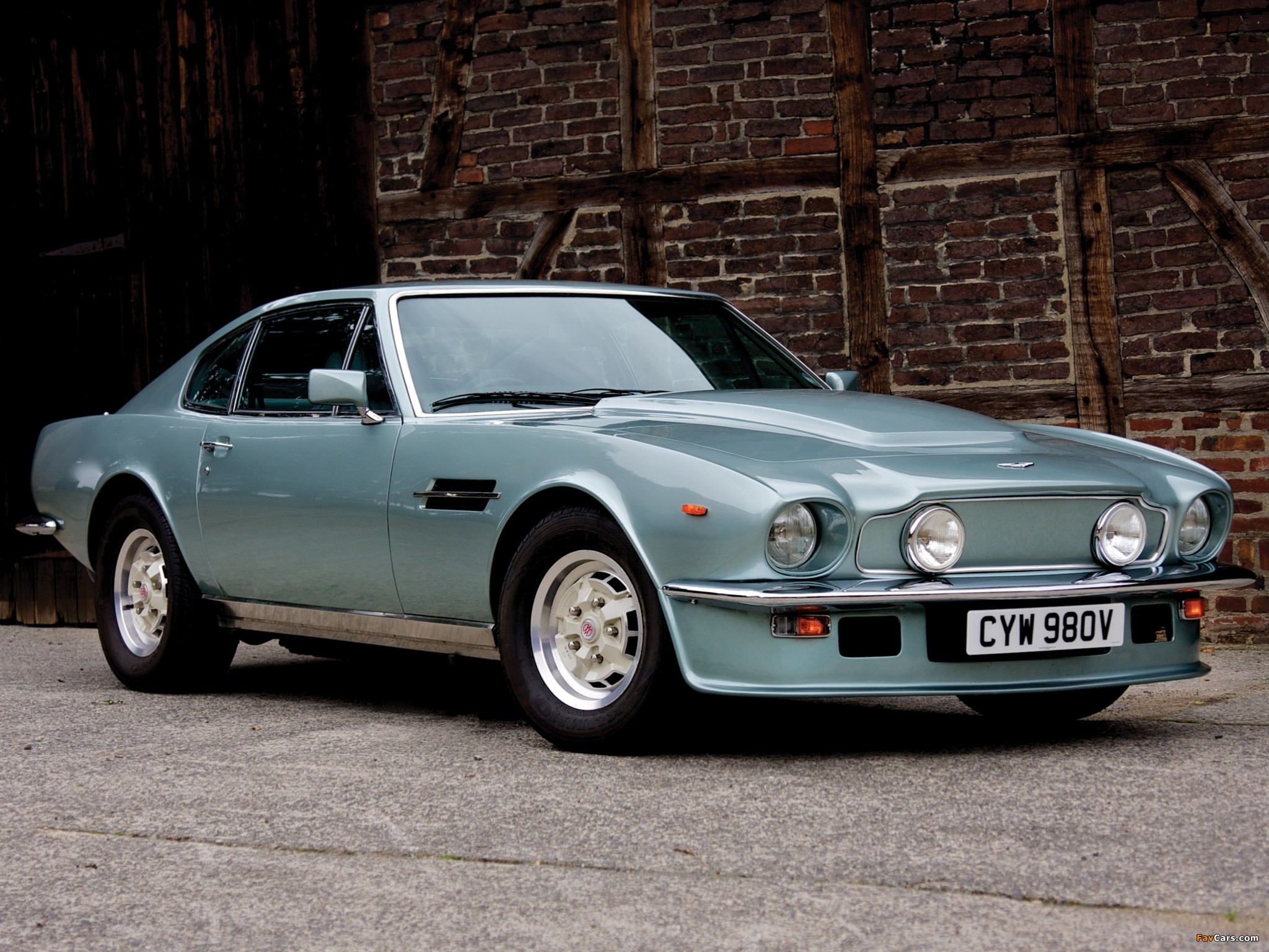 Aston Martin V8 Vantage Uk Spec 1977 1989 Photos 2048x1536