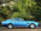 Aston Martin V8 Vantage UK-spec (1977–1989) pictures