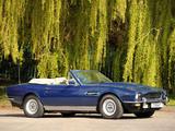 Aston Martin V8 Volante UK-spec (1977–1989) wallpapers